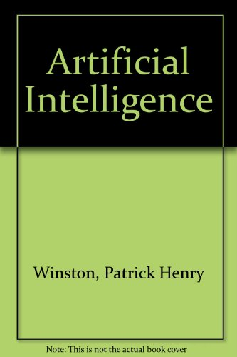 9780201600865: Artificial Intelligence