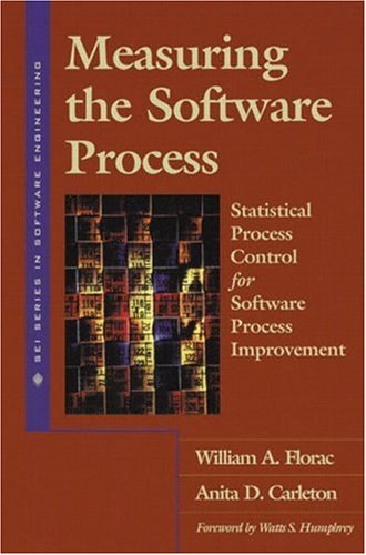 9780201604443: Measuring the Software Process: Statistical Process Control for Software Process Improvement