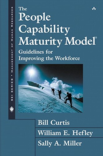 9780201604450: The People Capability Maturity Model: Guidelines for Improving the Workforce (SEI Series in Software Engineering)