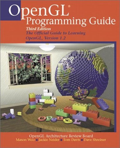 9780201604580: OpenGL(R) Programming Guide: The Official Guide to Learning OpenGL, Version 1.2 (3rd Edition)