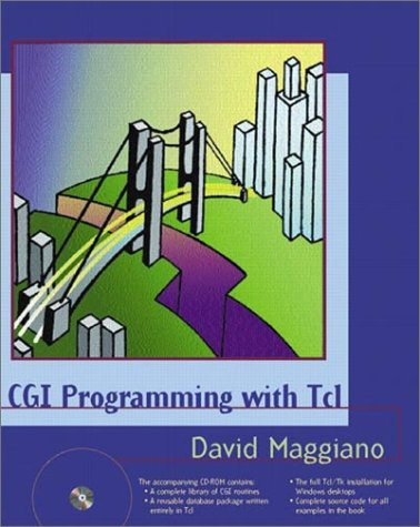 9780201606294: Cgi Programming With Tcl
