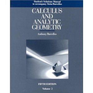 9780201607000: Calculus and Analytic Geometry