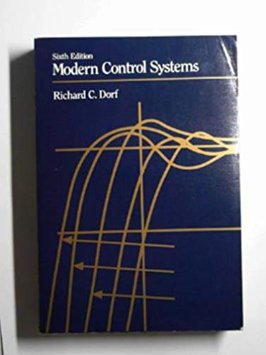 9780201607017: Modern Control Systems (World Student Series)