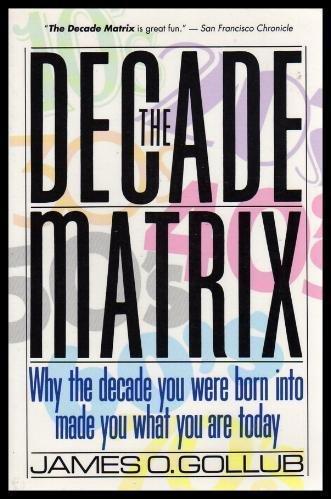 9780201608243: The Decade Matrix