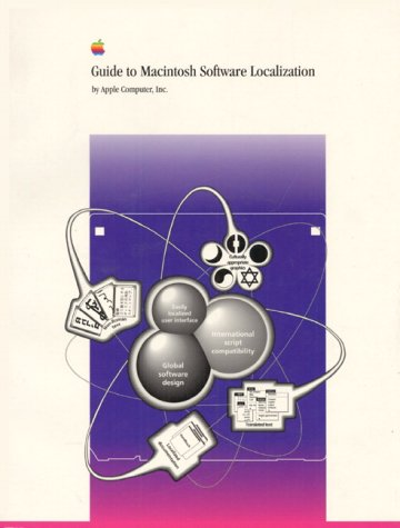 9780201608564: Guide to Macintosh Software Localization (Apple Technical Library)
