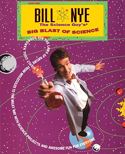 9780201608649: Bill Nye The Science Guy's Big Blast Of Science