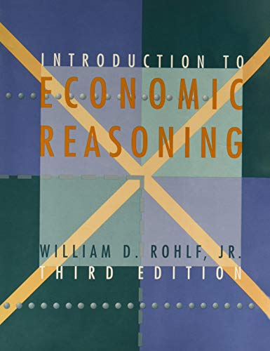9780201609943: Introduction to Economic Reasoning