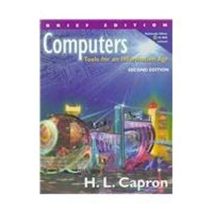 9780201612127: Computers: Tools for an Information Age