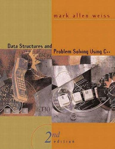 9780201612509: Data Structures and Problem Solving Using C++: United States Edition