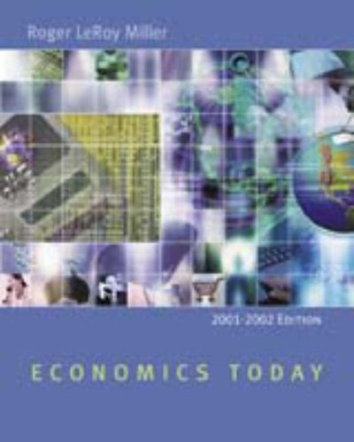 9780201614688: Economics Today (Addison-Wesley Series in Economics)