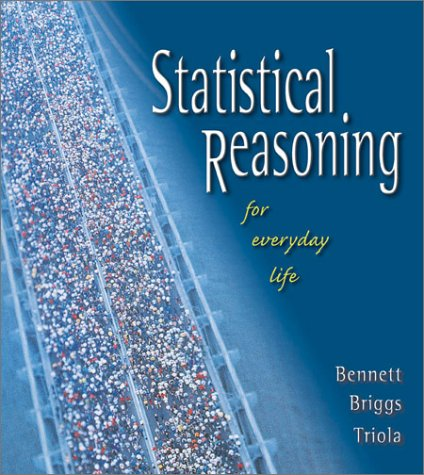 9780201614886: Statistical Reasoning for Everyday Life