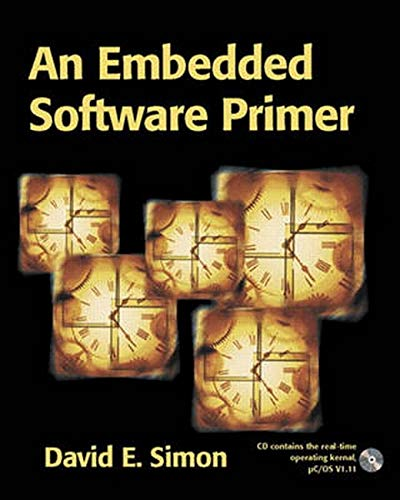 9780201615692: An Embedded Software Primer