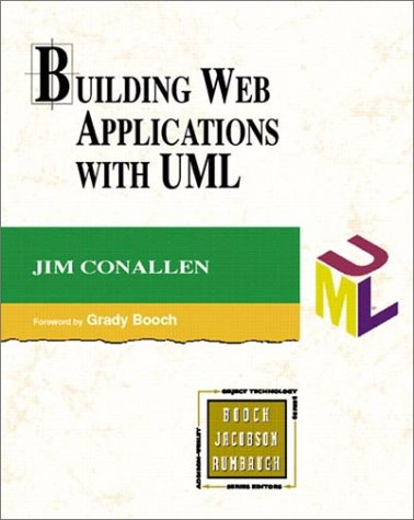 9780201615777: Building Web Applications with UML (The Addison-Wesley Object Technology Series)