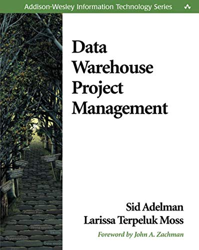 9780201616354: Data Warehouse Project Management