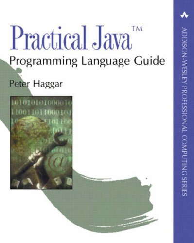 5. Substitutes for c constructs effective java™: programming.