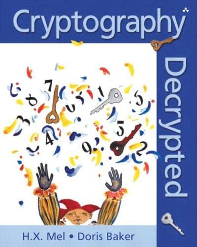 9780201616477: Cryptography Decrypted