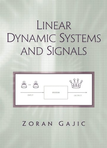 9780201618549: Linear Dynamic Systems and Signals