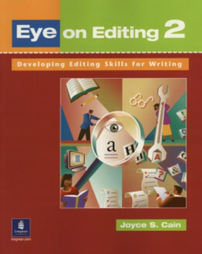 9780201621341: Eye on Editing (Book 2, High-Intermediate)