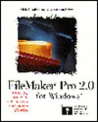 9780201622126: Filemaker Pro 2.0 for Macintosh: A Practical Handbook for Creating Sophisticated Databases