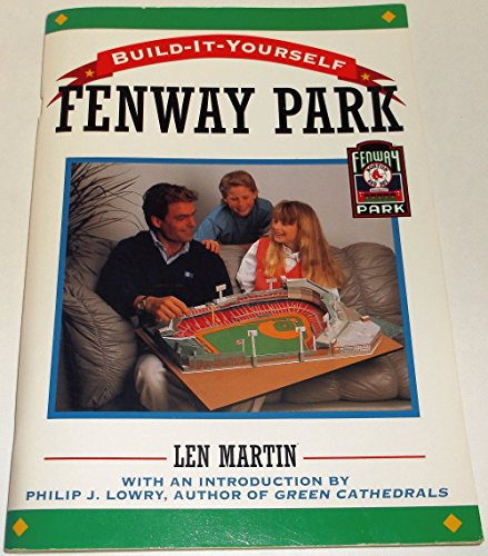 Fenway Park Build-It-Yourself: Martin, Len