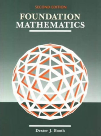 9780201624199: Foundation Mathematics