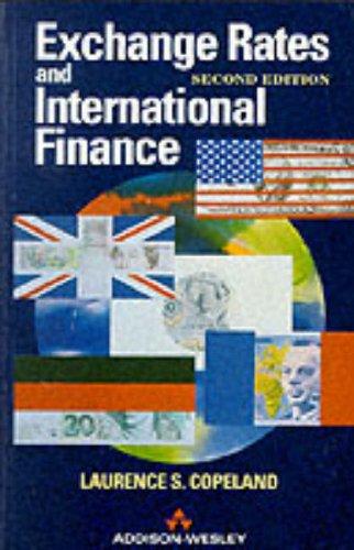 9780201624298: Exchange Rates and International Finance
