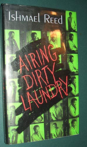 Airing Dirty Laundry - Signed