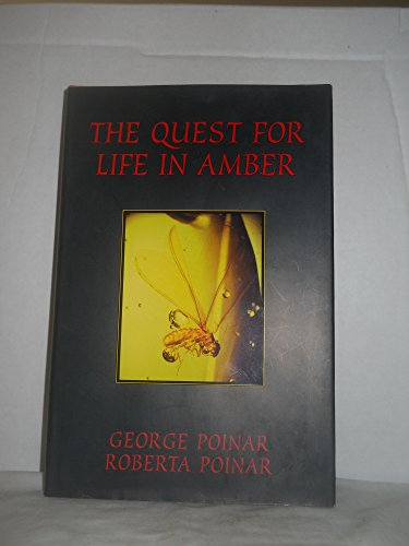 9780201626605: The Quest For Life In Amber: The Discovery Of Fossil Dna (Helix Books)