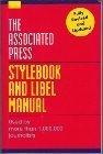 9780201627046: Associated Press Stylebook and Libel Manual