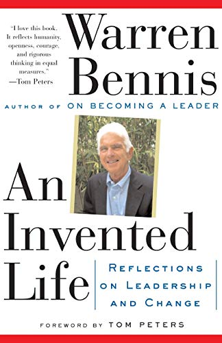 9780201627145: An Invented Life: Reflections On Leadership And Change