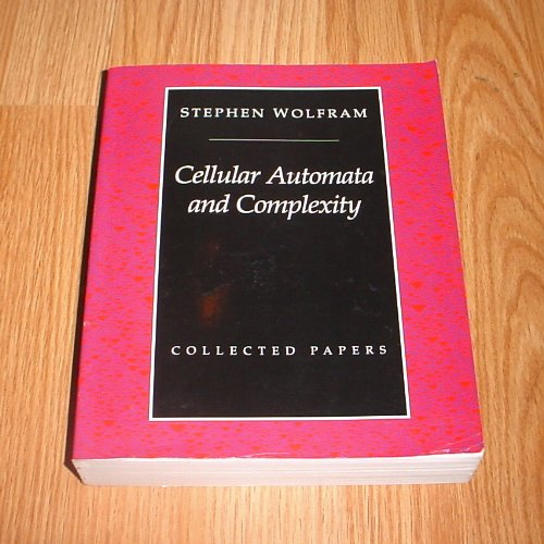 9780201627169: Cellular Automata and Complexity: Collected Papers