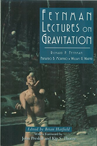 9780201627343: Lectures on Gravitation (Frontiers in Physics)