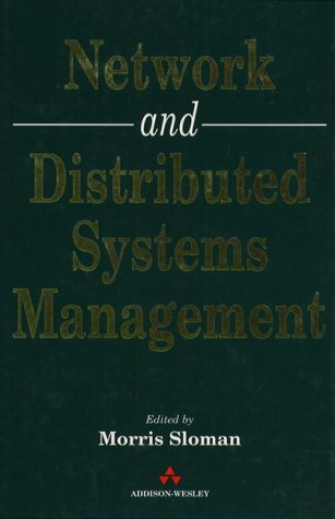9780201627459: Network and Distributed Systems Management