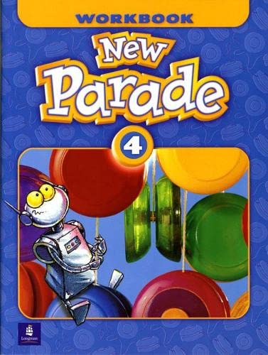 9780201631364: New Parade, Level 4 Workbook (New Parade: Level 4 (Paperback))