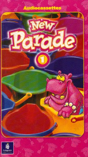 9780201631418: New Parade, Level 1 Audiocassette
