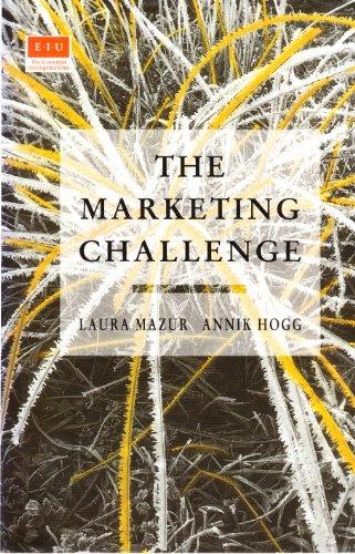 9780201631913: The Marketing Challenge (The Economist Intelligence Unit)