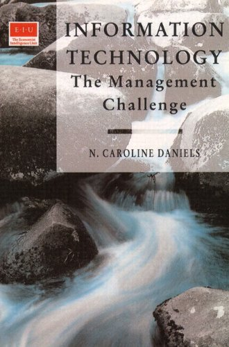 Information Technology: The Management Challenge