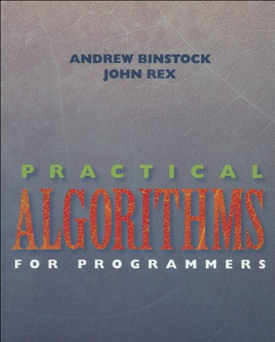 9780201632088: Practical Algorithms for Programmers