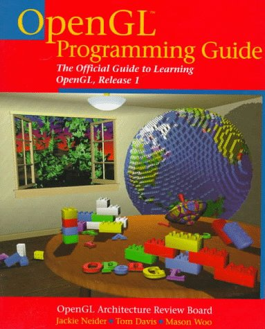 9780201632743: The OpenGL Programming Guide: Release 1