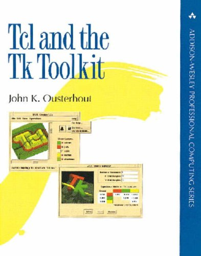 9780201633375: Tcl and the Tk Toolkit