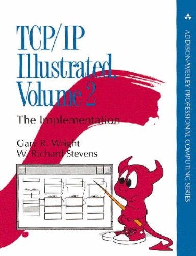 9780201633542: TCP/IP Illustrated: The Implementation, Vol. 2