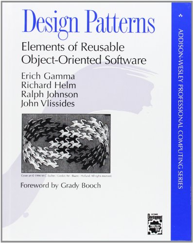 9780201633610: Design Patterns: Elements of Reusable Object-Oriented Software (Addison Wesley professional computing series)