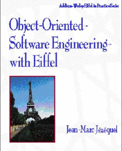 9780201633818: Object-Oriented Software Engineering With Eiffel