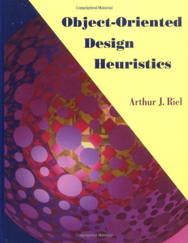 9780201633856: Object-Oriented Design Heuristics