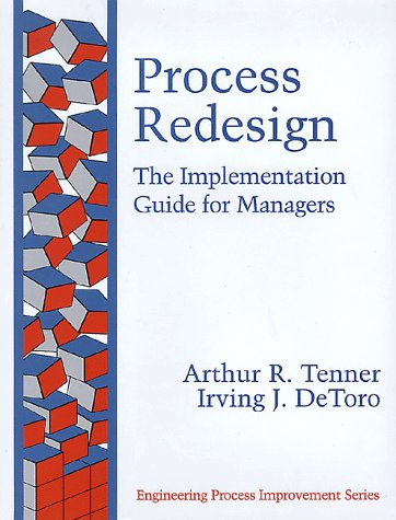 9780201633917: Process Redesign: The Implementation Guide for Managers