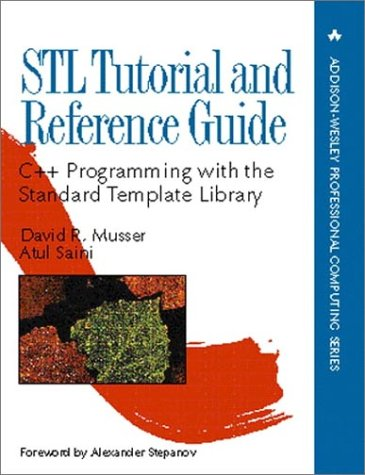 9780201633986: Stl Tutorial & Reference Guide: C++ Programming With the Standard Template Library (Addison-Wesley Professional Computing Series)