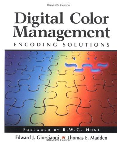 9780201634266: Digital Color Management: Encoding Solutions