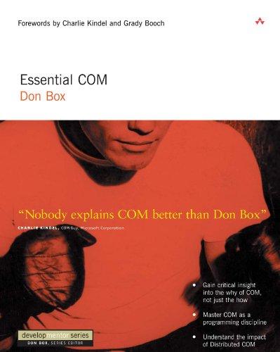 9780201634464: Essential Com