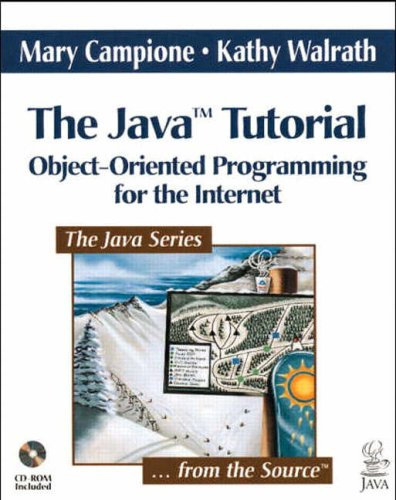 9780201634549: Java Tutorial, The: Object-Oriented Programming for the Internet