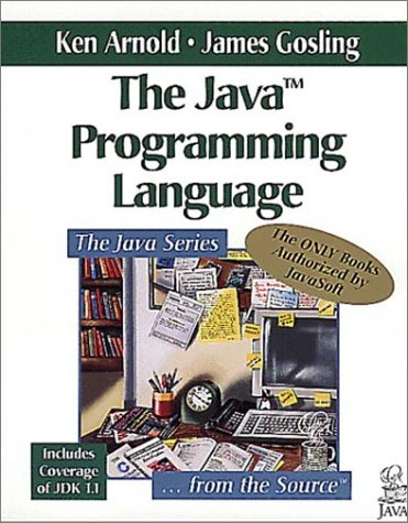 9780201634556: The Java Programming Language